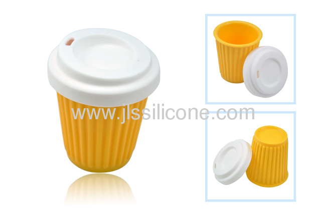 Silicone Coffe mug Milk mug