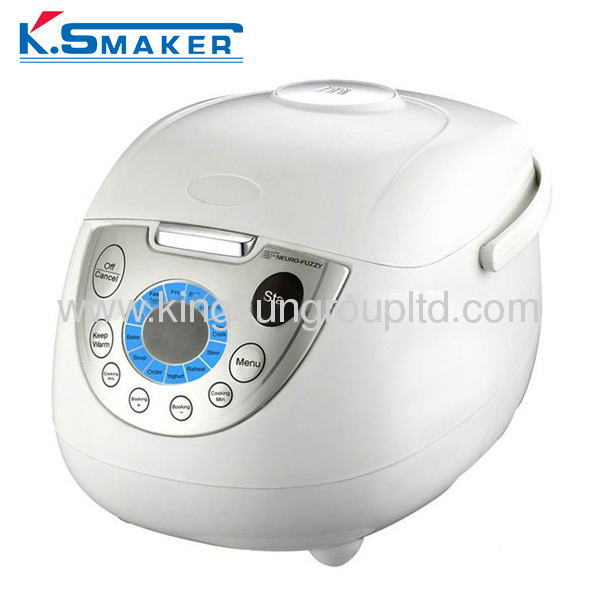 Multifunction cooker 6-in-1 rice cooker slow cooker made in China