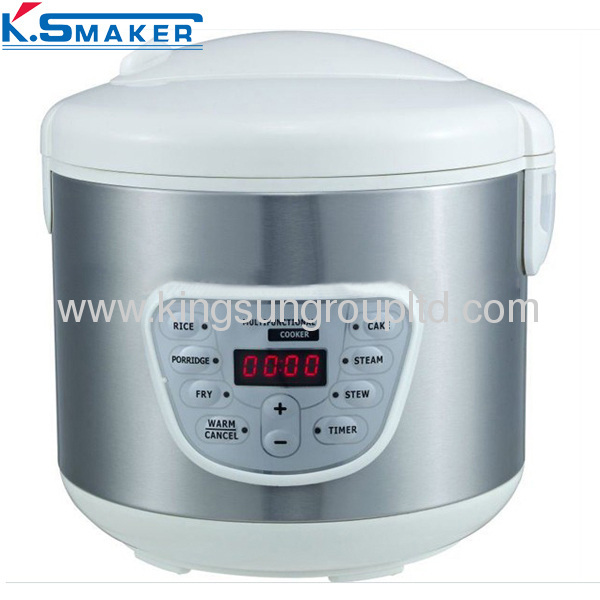 multifunction cooker 6-in-1 cute electric rice cooker