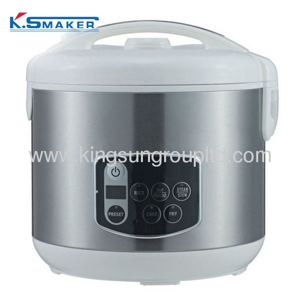 5-in-1 drum cooker multi cooker electric rice cooker China