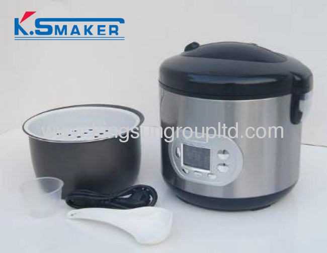 6-in-1 rice cooker multi cooker slow cooker made in China