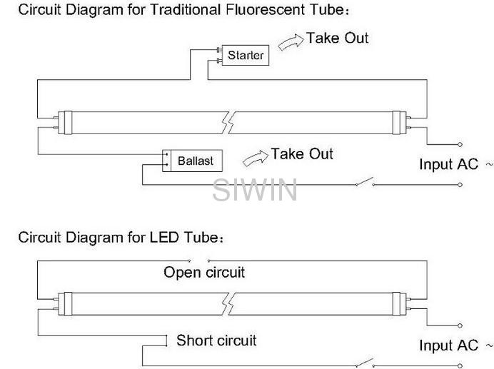 t8 led tube wiring diagram t8 image wiring diagram led tube light connection diagram led auto wiring diagram schematic on t8 led tube wiring diagram