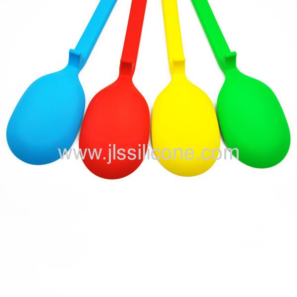 Heat resistant non-stick silicone spoon & spatula