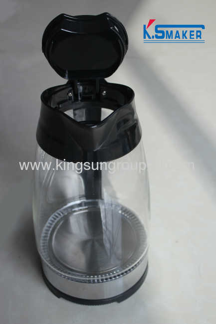 Glass electric kettle 1.8L