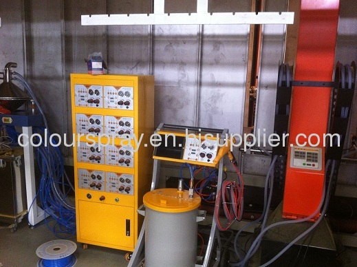 Automatic Powder Coating Reciprocator