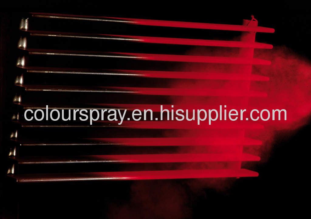 powder Spray Painting Line
