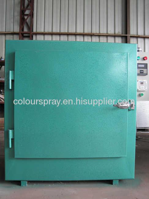 Laboratory Powder coating Oven
