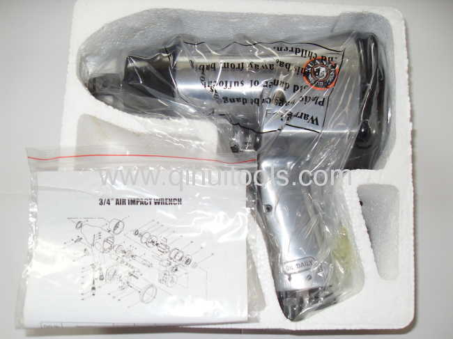 3/4Air impact wrench(Rocking Dog)