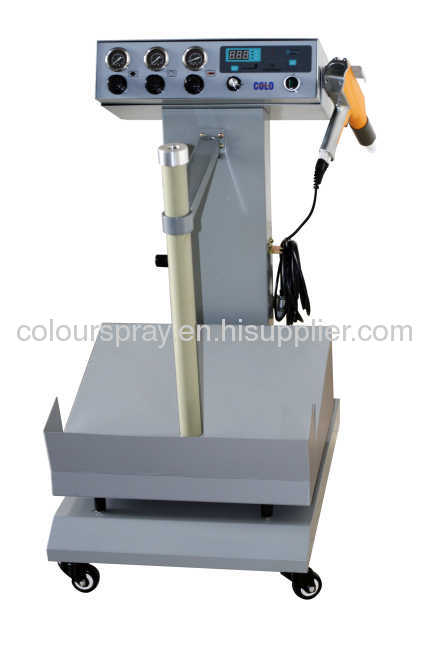 Vibratory Box Feed PowderSystem