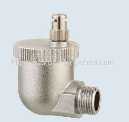 J-5305 Chrome plated air release valve