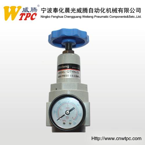 air separtor big flow regulator air regulator pneumtic air source treatment unit Q series QTY 15.25 .40.50
