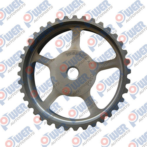 98MM-6256-AC 98MM6256AC 1072045 Camshaft Pulley for FORD ...