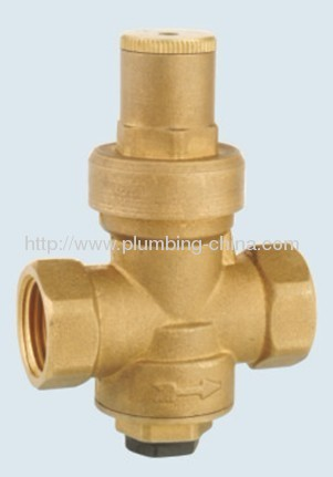 Brass pressure control valve