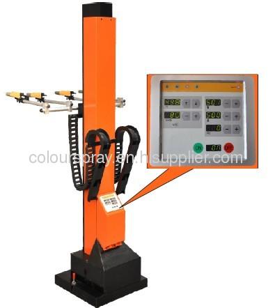 Newautomtic powder coating equipment