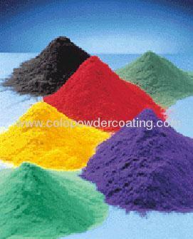 polyester epoxy powder coating