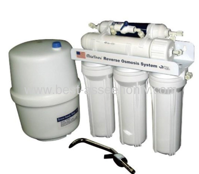 Residential RO System with pump /WATER FILTER/WATER PURIFIER/LET YOUR LIFE SO HEALTHY AS SEEN ON TV