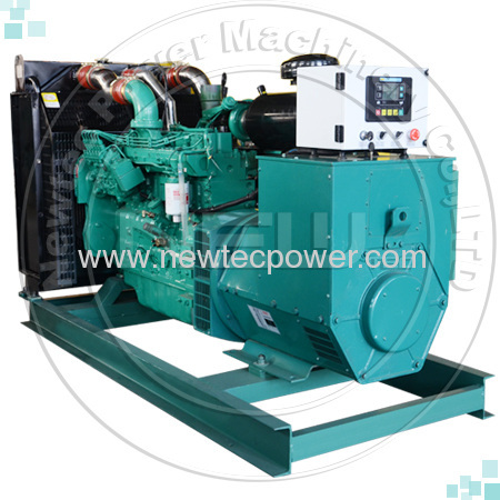 2013 new promotional cummins diesel generator 200kva