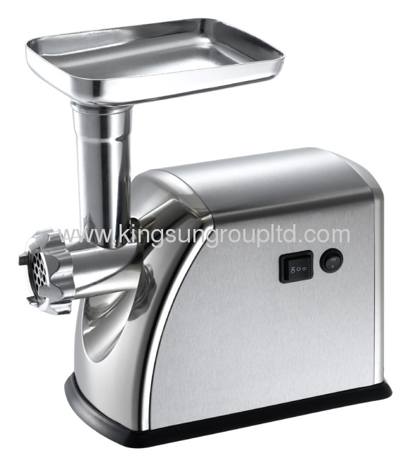 Stainless steel electric meat grinder with GS ,CE ,ROHSESC-09