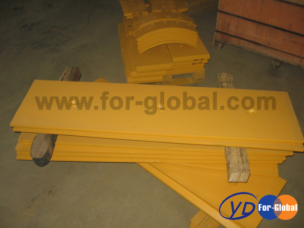 Caterpillar cutting edge for loader 100-6668