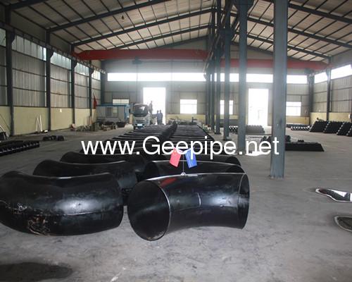 ASME16.9carbon steel 180D return LR pipe fitting elbow