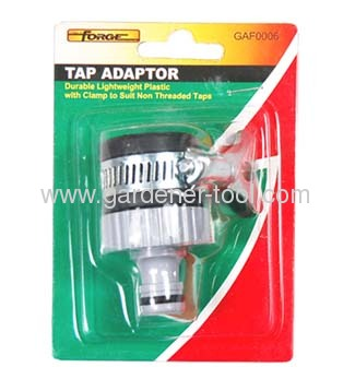 Plastic 1/2 &3/4Universal tap connector For All Outdoor Water Faucet