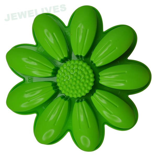 Silicone Sunflower cake mould