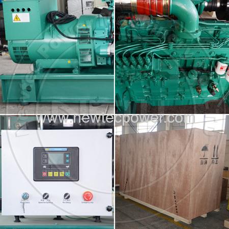 Big discount price Cummins 1000kw diesel generator set