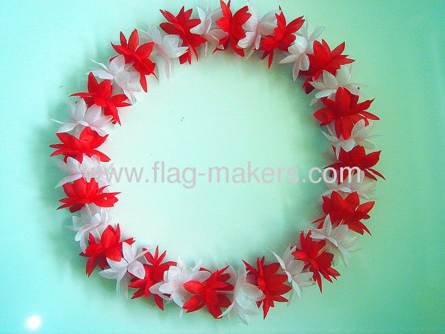 Flower Lei/Flower Necklace/Flower Garland