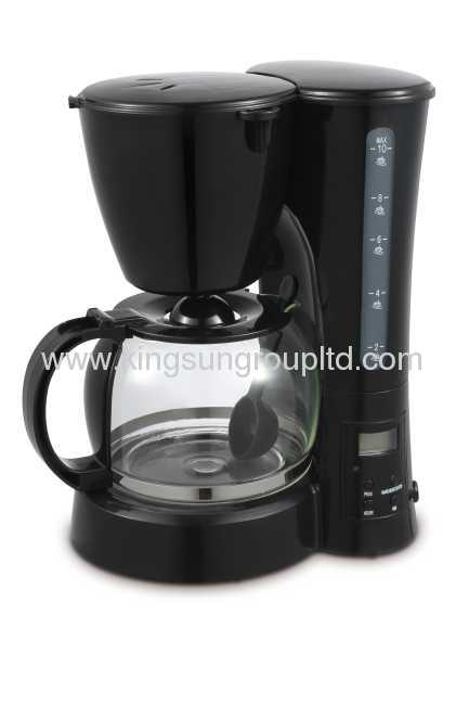 10-12 cupstimer drip coffee maker Made in China