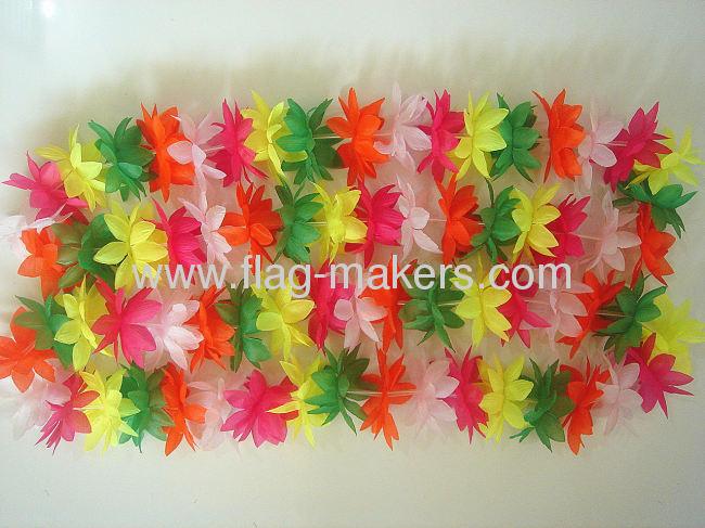 Flower Lei/Flower Necklace/Flower Garland