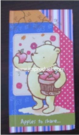 210*148mm 1.8mm Grey board + 128gsm artpaper hardbound notebooks