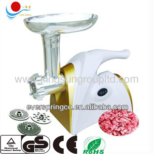multi-functional electric meat grinderPortable handle
