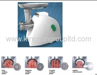 Mini styleKitchen electric meat grinder for family use