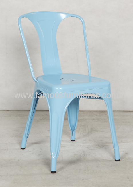 Power coating Metal chairs