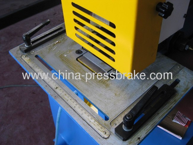 multi functional iron workers machinery