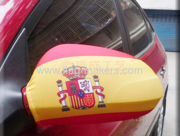 22*26cm Spain car mirror sock