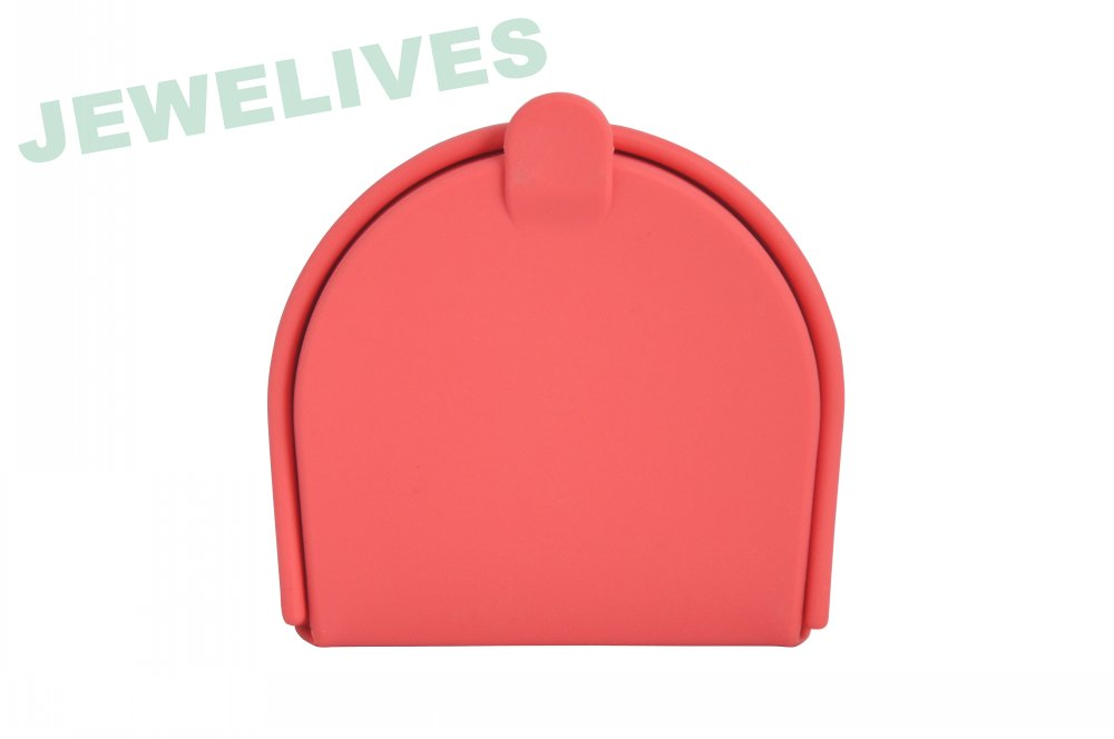 High quality Silicone Candy bag in folding style