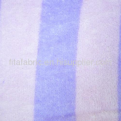 PolyesterPrinted Coral Velvet