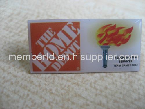 Мягкая эмаль лацкан PIN / Капли клея значков