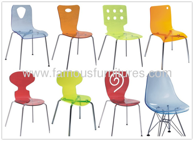Exquisite Acrylic Side Chair From China Manufacturer