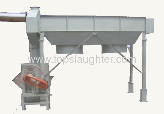 Rendering plant machine Fish meal plant