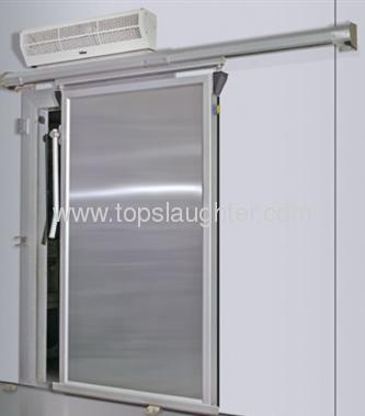Cold Store Electric Sliding Door From China Manufacturer