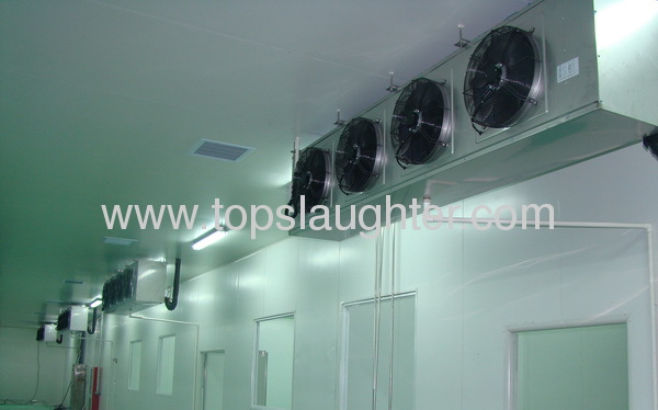 Blast Freezer Air Cooler From China Manufacturer Toplea