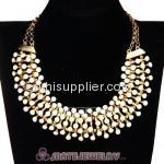 Fashion Women Accessories Bubble Statement Chunky Chain Necklace Vners
