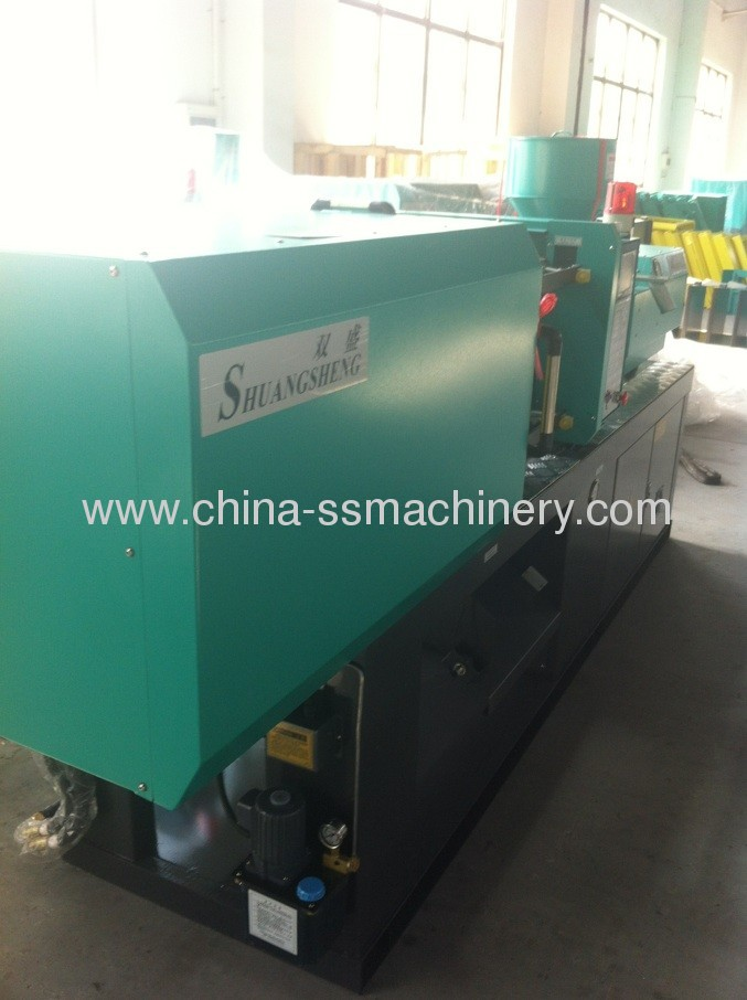 Medical care parts making injection machine