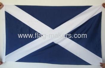 Custom Scottland national flag