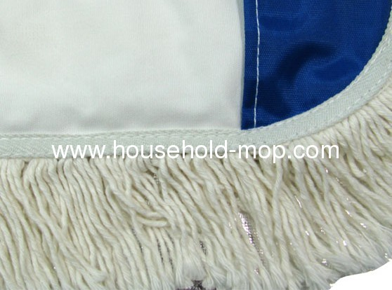 high quality and strengthening pure cotton washable mop
