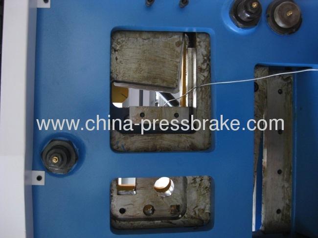 universal iron work machine