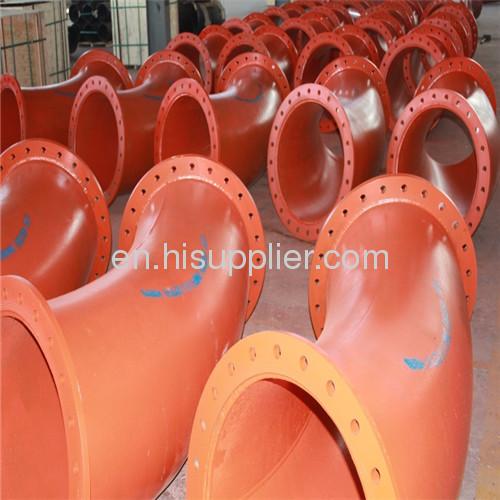 ASME B 16.9 90 degreelong radius carbon steel elbow
