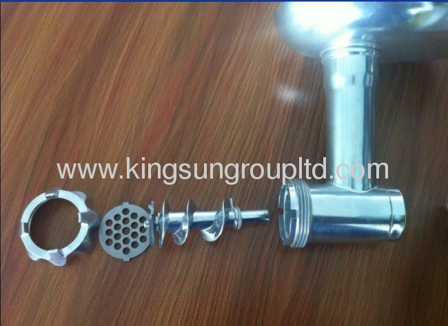 electric meat grinder stainless steel meat chopper